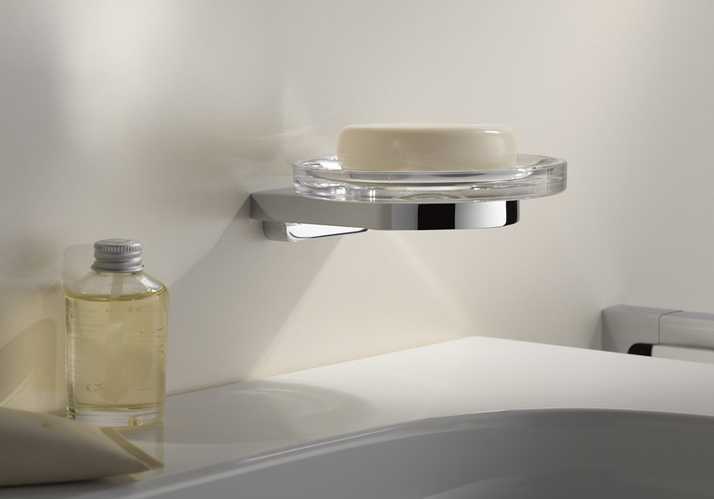 keuco moll bathroom-accessories wall-mount-soap-dish 429318 3